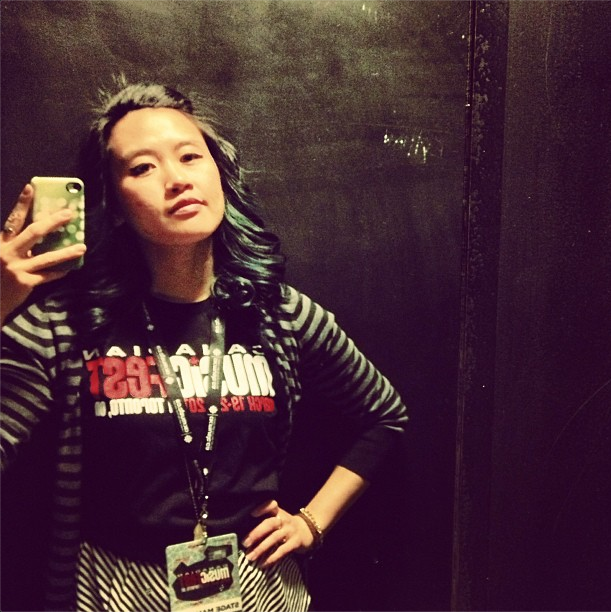 Canadian Music Week Stage Manager