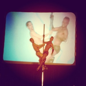 Pole Dancing at the Feminist Porn Awards