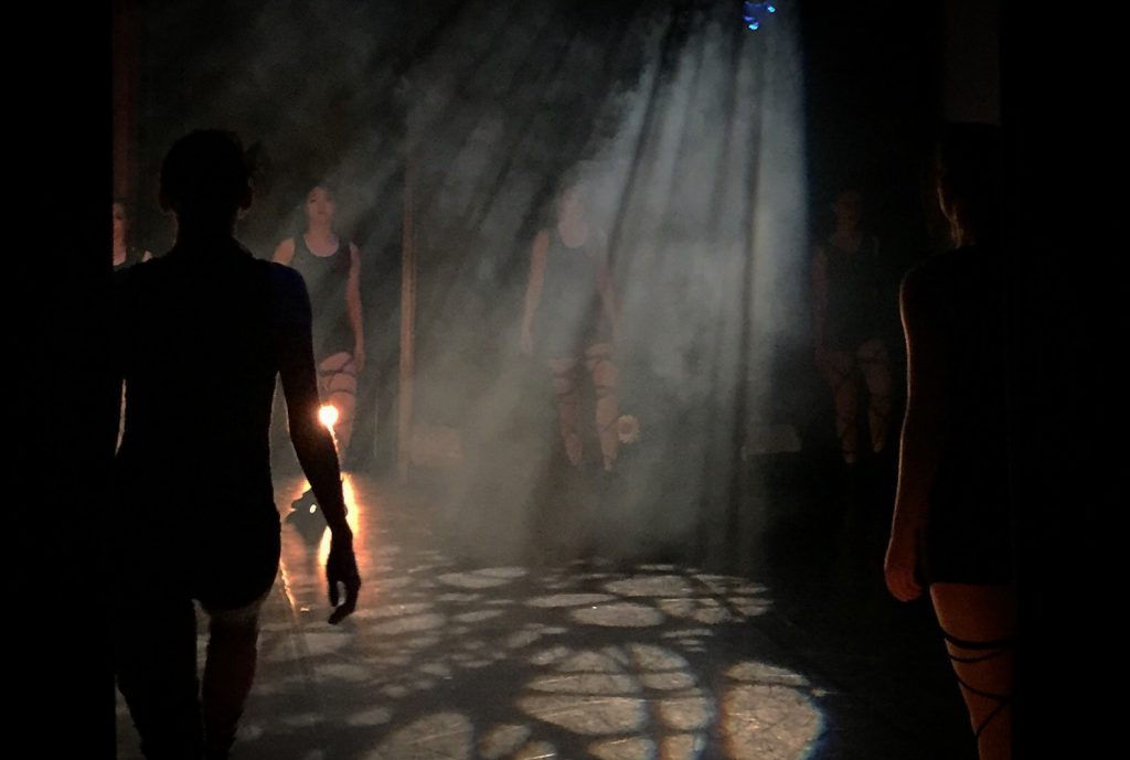 Momentum Dance Toronto's 'Under Cover' was performed at the Al Green Theatre April 13-16